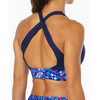 TYR Santa Cruz Jade Bikini Top Women navy/purple